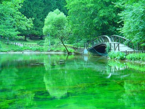 Vrelo Bosne Bosna River Springs Places To Visit In