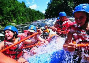 Una River Rafting Tour Packages