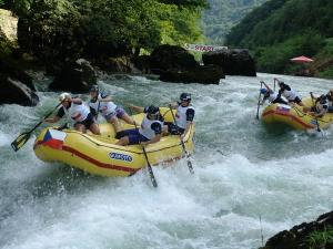 Vrbas River Rafting Tour Packages