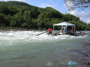 Log Floating Tour On Drina River Packages